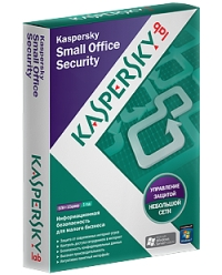 Kaspersky Small Office Security 5ПК + 1 Сервер